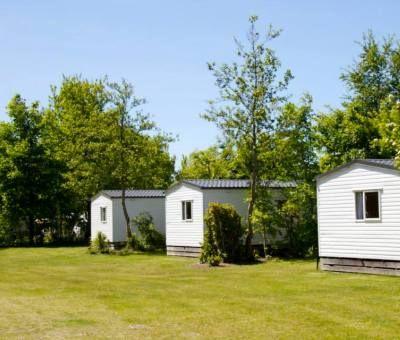 Mobilhomes huren in Lauwersoog, Lauwersmeer, Groningen, Nederland | vakantiehuisje voor 6 personen