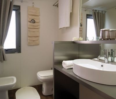 Mobilhomes huren in Muravera, Cagliari, Sardinie, Italie | vakantiehuisje voor 6 personen
