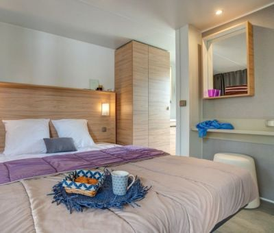 Vakantiewoningen huren in Clapiers, Montpellier, Languedoc Roussillon, Frankrijk | mobilhomes voor 4 personen