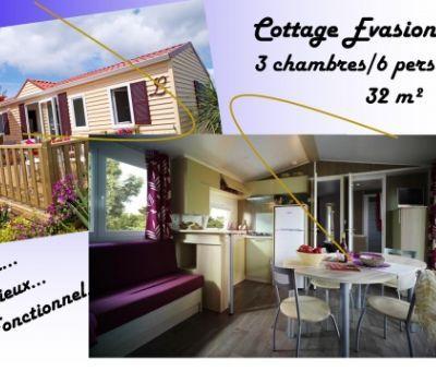 Mobilhomes huren in Veules les Roses, Hoog-Normandie Seine-Maritime, Frankrijk | mobilhomes voor 2, 4 en 6 personen