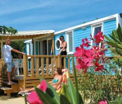 Vakantiewoningen huren in Frontignan-Plage, Languedoc-Roussillon Herault, Frankijk | mobilhomes voor 7 personen