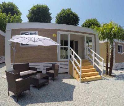 Vakantiewoningen huren in San Costanzo, Fano, Marche, Italie | mobilhomes voor 5 - 6 personen