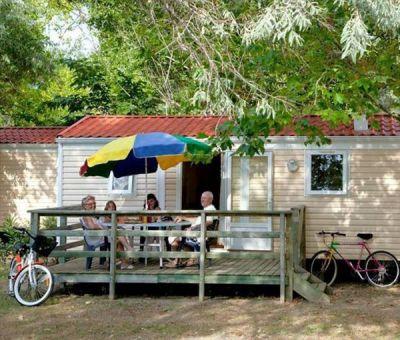 Mobilhomes huren in Lido di Spina, Emilia Romagna, Italie | mobilhomes voor 5 personen
