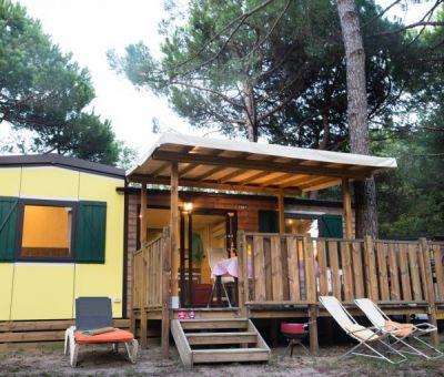Mobilhomes huren in Cavallino-Treporti, Veneto, Italie | mobilhomes voor 6 personen