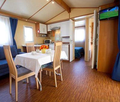 Vakantiewoningen huren in Chioggia, Veneto, Italie | mobilhomes voor 5 personen