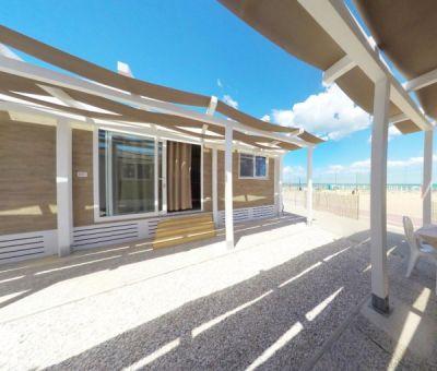 Vakantiewoningen huren in Pesaro, Marche, Italie | mobilhomes voor 4 personen