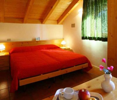 Chalets huren in Sarnonico, Trentino, Italie | vakantiehuisje voor 5 personen