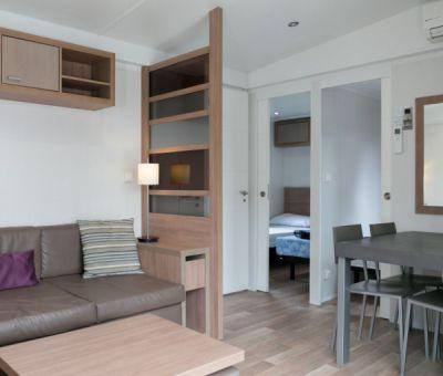 Vakantiewoningen huren in Tarragona, Costa Dorada, Catalonie, Spanje | mobilhome voor 8 personen