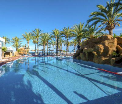 Mobilhomes huren in Alcossebre, Costa del Azahar, Valencia - Murcia, Spanje | mobilhomes voor 6 personen