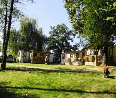 Mobilhomes huren in Metlika, Zuid Oost Slovenie, Slovenie   mobilihomes voor 6 personen