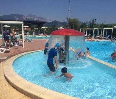 Vakantiewoningen huren in Ameglia (La Spezia), Ligurië, Italie | mobilhome voor 6 personen