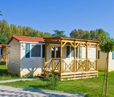 Mobilhomes huren in Lopar, Rab, Kvarner, Kroatie | vakantiehuisje voor 4 - 6 personen