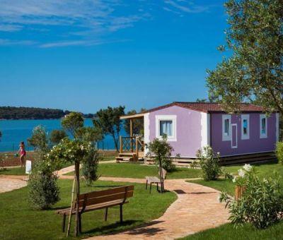 Vakantiewoningen huren in Novigrad, Istrië, Kroatie  | mobilhomes voor 6 personen
