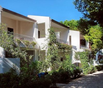 Bungalows huren in Vieste, Gargano, Apulie, Italie | bungalow voor 4 personen