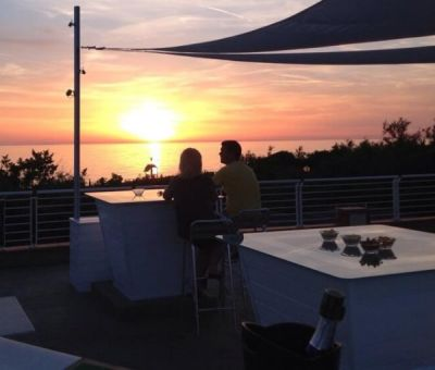 Vakantiewoningen huren in Marina di Bibbona, Toscane, Italie; mobilhome voor 5 personen