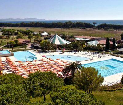 Mobilhomes huren in Vignale Riotorto, Toscane, Italie | vakantiehuisje voor 5 personen