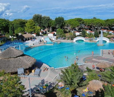 mobilhomes huren in Lignano Riviera, Friuli Venezia Giulia, Italie | mobilhomes voor 5 - 6 personen
