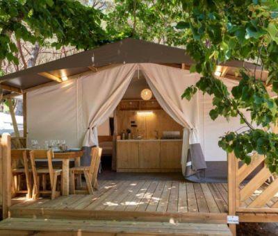 Mobilhomes huren in Castiglione della Pescaia, Toscane, Italie | vakantiehuisje voor 6 personen