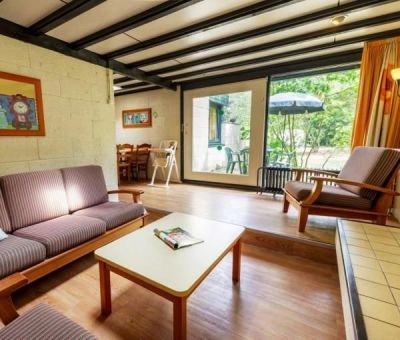 Vakantiewoningen huren in America, Limburg, Nederland | Comfort Bungalow voor 4 personen