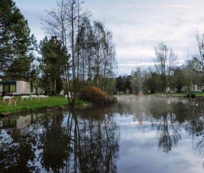 Vakantiewoningen huren in America, Limburg, Nederland | Comfort Bungalow voor 8 personen