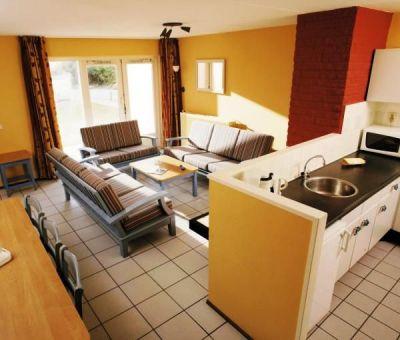Vakantiewoningen huren in Ouddorp, Zuid Holland, Nederland   Comfort Bungalow voor 8 personen