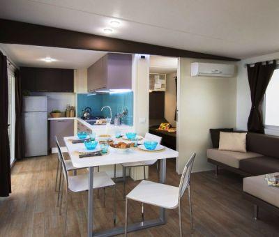 Vakantiewoningen huren in Caorle, Venetie, Veneto, Italie | luxe mobilhomes voor 5 personen