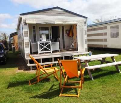 Vakantiehuis Callantsoog: Chalet type 4A 4-personen