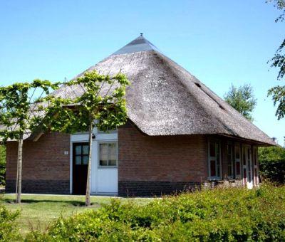 Vakantiehuis Appelscha: Bungalow type Aurelia 6-personen