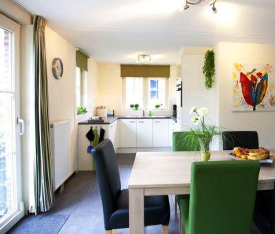 Vakantiehuis Beekbergen: Bungalow type H4 4-personen
