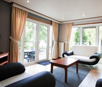 Vakantiehuis Beekbergen: Chalet type G 6-personen
