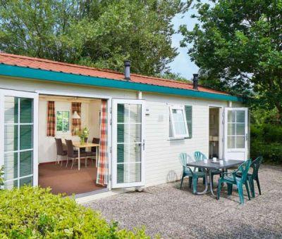 Vakantiehuis Wassenaar: Chalet type Budget 4-personen