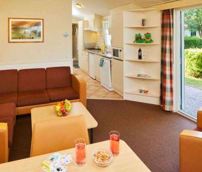 Vakantiehuis Wassenaar: Chalet type Comfort 4-personen