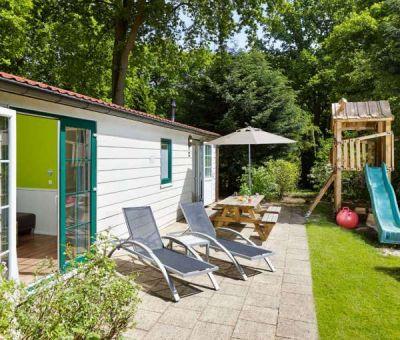 Vakantiehuis Wassenaar: Chalet type Comfort met kids 5-personen