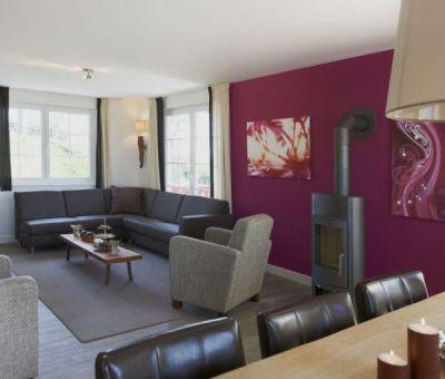 Vakantiewoningen huren in Kronenburg, Eifel, Duitsland | luxe bungalow voor 6 personen