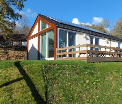 Vakantiewoningen huren in Kronenburg, Eifel, Duitsland | bungalow met sauna voor 4 personen