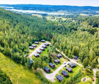 Vakantiehuisjes huren in Eksharad, Varmland, Zweden   vakantiehuisjes voor 4 - 5 personen