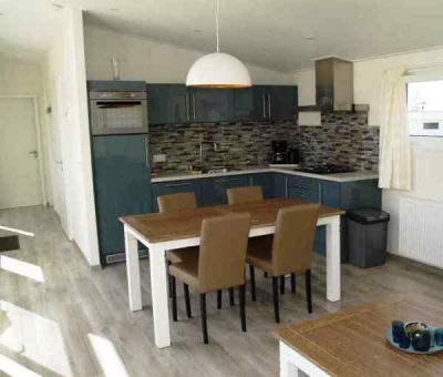 Vakantiehuis Brunssummerheide: Chalet type Pavilion 4-personen