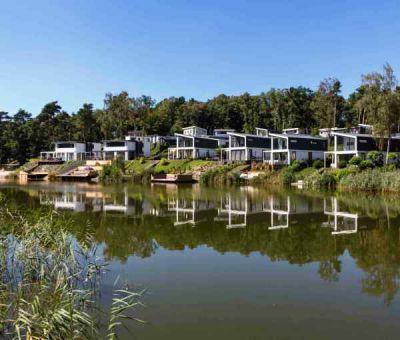 Vakantiehuis Brunssum: Bungalow type Pavilion l'etage 8-personen