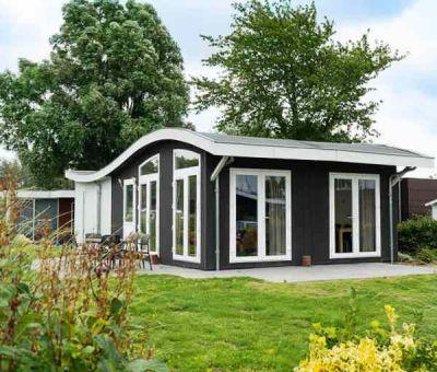 Vakantiehuis Dordrecht: Chalet type Pavilion 6-personen