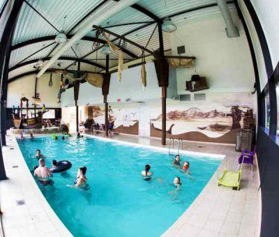 Vakantiehuis Dordrecht: Chalet type Velthorst 6-personen