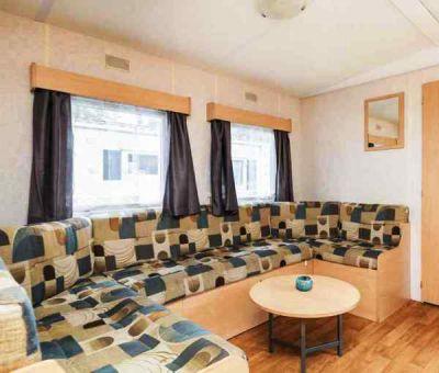 Vakantiehuis Mol: Mobilhome type 8-personen