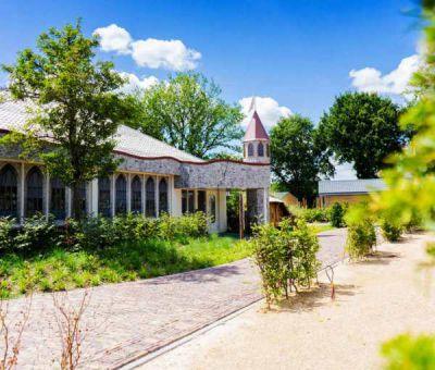 Vakantiehuis Kaatsheuvel: Chalet type Pavilion L' Etage 8-personen