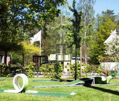 Vakantiehuis IJhorst: Chalet type Velthorst 4-personen