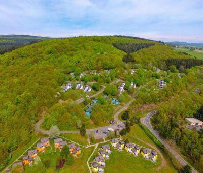 Vakantiehuis Oberhambach: Bungalow type 6-personen