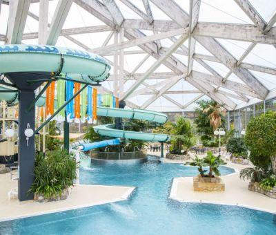 Vakantiehuis Oberhambach: Bungalow type Comfort 4-personen