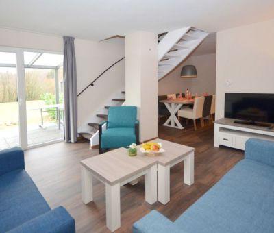 Vakantiehuis Oberhambach: Bungalow type Comfort 6-personen