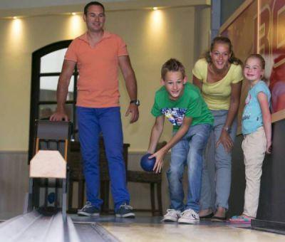 Vakantiehuis Bad Bentheim: Villa type BB 10-personen