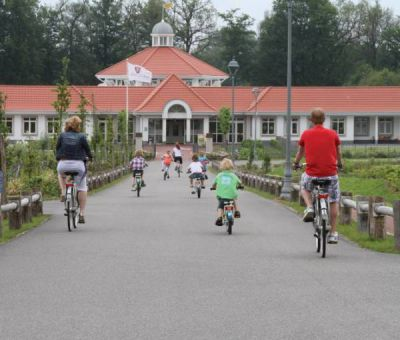 Vakantiehuis Bad Bentheim: Villa type BB 6-personen