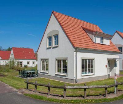 Vakantiehuis Bad Bentheim: Villa type BB 7-personen