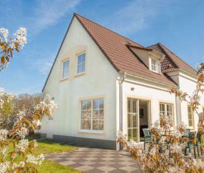 Vakantiehuis Bad Bentheim: Villa type BBL6a luxe 6-personen